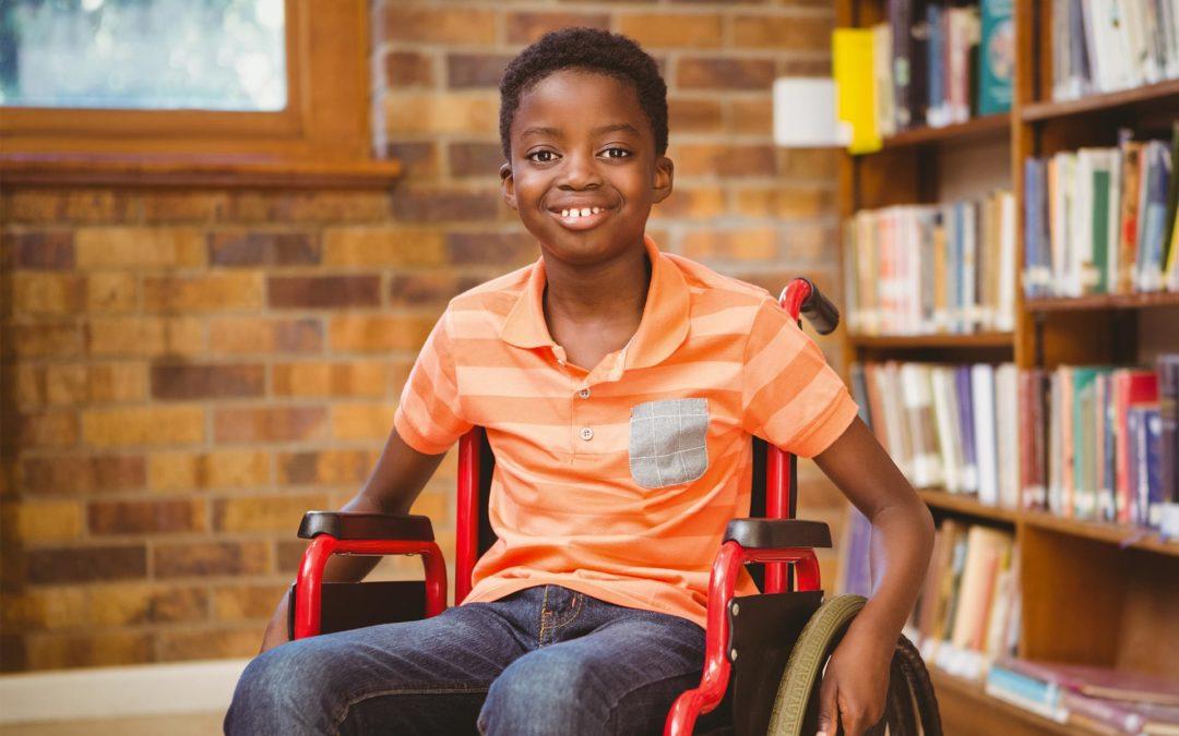 Wheelchairs for children for Kinderhilfe Harambee e.V.