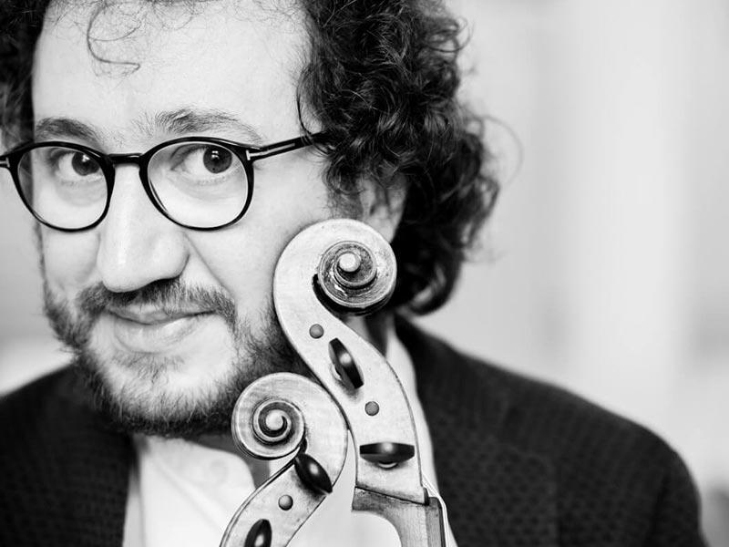 Köthen Bach Festival 2020 Concert and CD launch by Atilla Aldemir