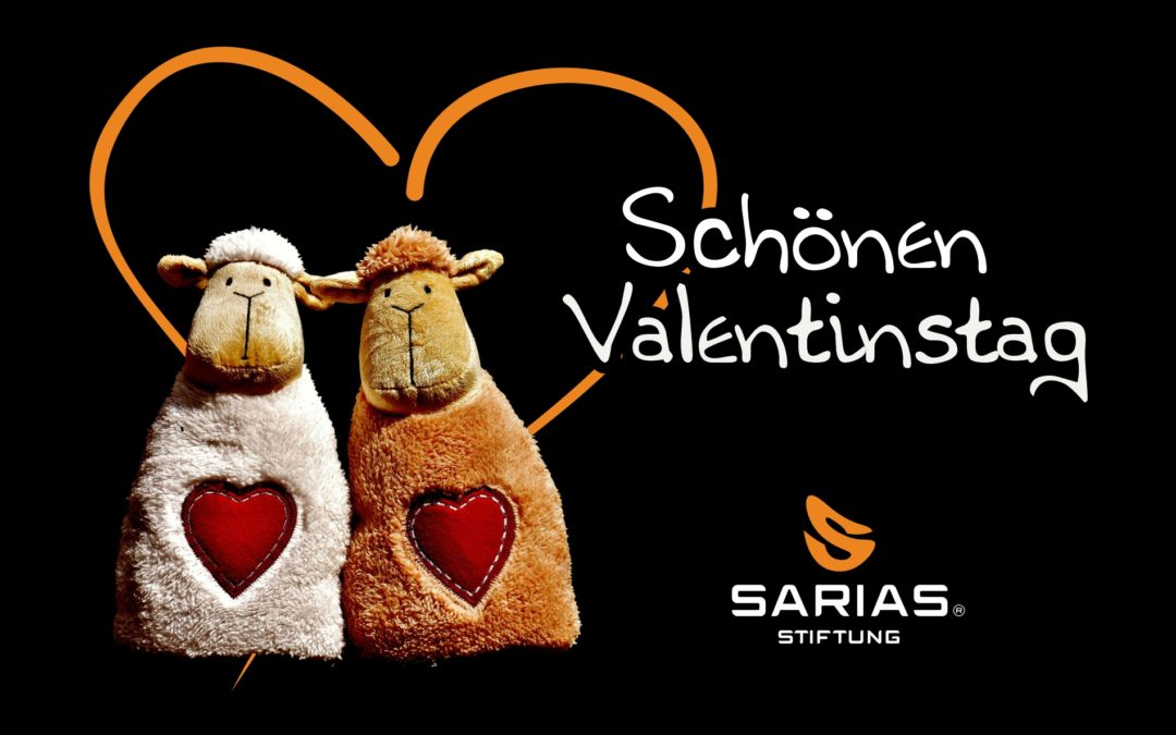 The SARIAS Foundation wishes you a happy valentines!