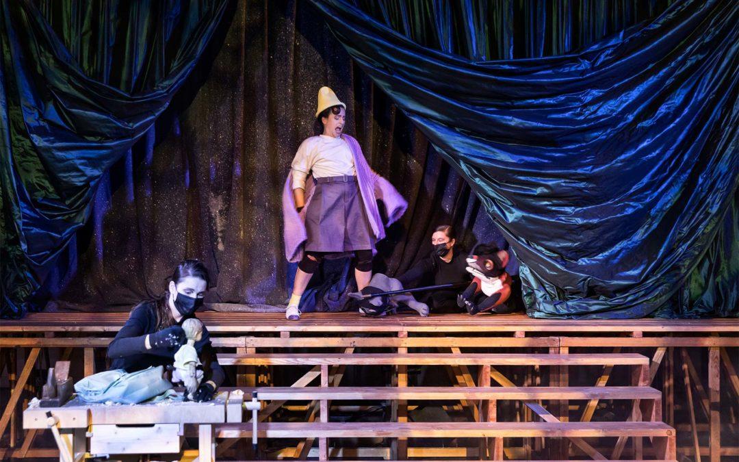 "Children's opera ""Pinocchio's Adventures"" has free online premiere"